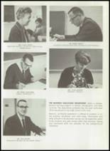 1968 Lincoln High School Yearbook Page 26 & 27