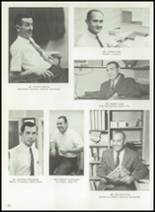 1968 Lincoln High School Yearbook Page 32 & 33