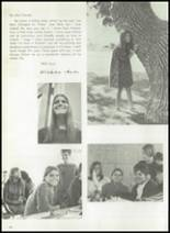 1968 Lincoln High School Yearbook Page 50 & 51