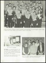 1968 Lincoln High School Yearbook Page 58 & 59