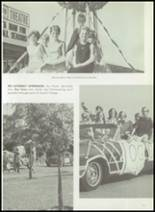 1968 Lincoln High School Yearbook Page 74 & 75