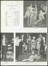 1968 Lincoln High School Yearbook Page 82 & 83