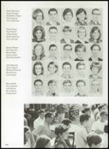 1968 Lincoln High School Yearbook Page 168 & 169