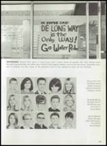 1968 Lincoln High School Yearbook Page 186 & 187