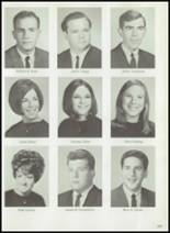 1968 Lincoln High School Yearbook Page 212 & 213
