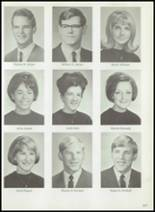 1968 Lincoln High School Yearbook Page 220 & 221