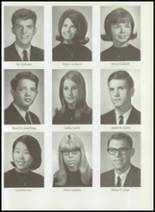 1968 Lincoln High School Yearbook Page 222 & 223