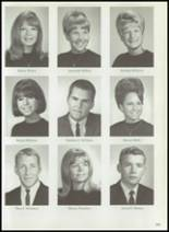 1968 Lincoln High School Yearbook Page 238 & 239