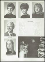 1968 Lincoln High School Yearbook Page 240 & 241