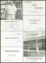 1968 Lincoln High School Yearbook Page 252 & 253