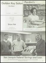 1968 Lincoln High School Yearbook Page 254 & 255