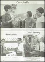 1968 Lincoln High School Yearbook Page 256 & 257