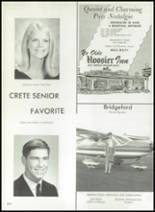 1968 Lincoln High School Yearbook Page 258 & 259