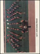 1978 Nocona High School Yearbook Page 24 & 25