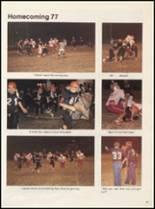 1978 Nocona High School Yearbook Page 32 & 33