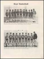 1978 Nocona High School Yearbook Page 38 & 39