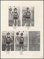 1978 Nocona High School Yearbook Page 42 & 43