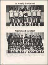 1978 Nocona High School Yearbook Page 44 & 45