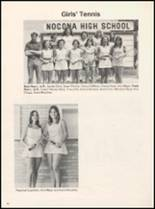 1978 Nocona High School Yearbook Page 54 & 55