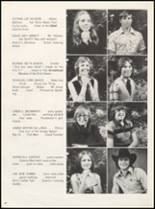 1978 Nocona High School Yearbook Page 72 & 73