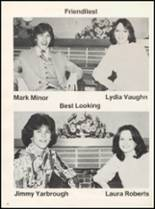 1978 Nocona High School Yearbook Page 80 & 81