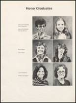 1978 Nocona High School Yearbook Page 86 & 87