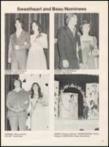 1978 Nocona High School Yearbook Page 100 & 101