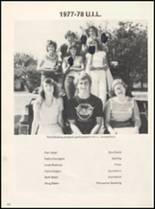 1978 Nocona High School Yearbook Page 124 & 125