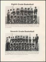1978 Nocona High School Yearbook Page 152 & 153