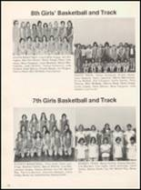 1978 Nocona High School Yearbook Page 154 & 155