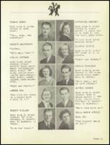 1941 Sutherland High School Yearbook Page 12 & 13