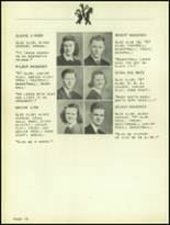 1941 Sutherland High School Yearbook Page 16 & 17
