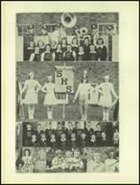 1941 Sutherland High School Yearbook Page 40 & 41