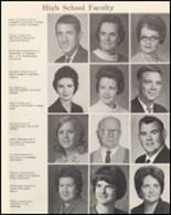 1970 Mountain Home High School Yearbook Page 20 & 21
