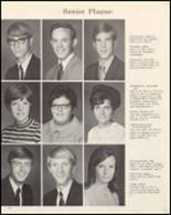1970 Mountain Home High School Yearbook Page 28 & 29