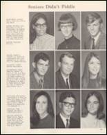 1970 Mountain Home High School Yearbook Page 32 & 33