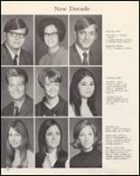 1970 Mountain Home High School Yearbook Page 34 & 35