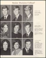 1970 Mountain Home High School Yearbook Page 38 & 39