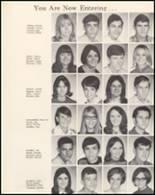 1970 Mountain Home High School Yearbook Page 40 & 41