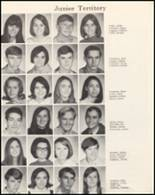 1970 Mountain Home High School Yearbook Page 42 & 43