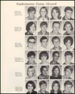 1970 Mountain Home High School Yearbook Page 48 & 49