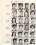 1970 Mountain Home High School Yearbook Page 50 & 51