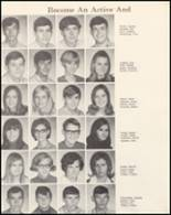 1970 Mountain Home High School Yearbook Page 54 & 55
