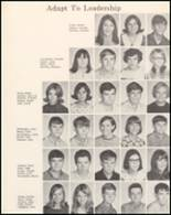 1970 Mountain Home High School Yearbook Page 58 & 59