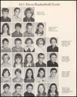 1970 Mountain Home High School Yearbook Page 78 & 79