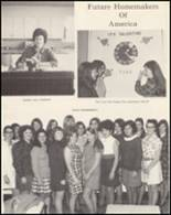 1970 Mountain Home High School Yearbook Page 96 & 97