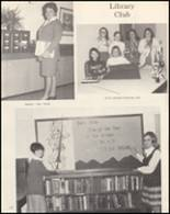 1970 Mountain Home High School Yearbook Page 104 & 105