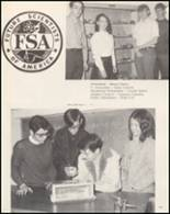1970 Mountain Home High School Yearbook Page 106 & 107