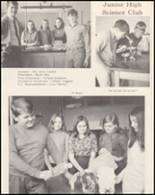 1970 Mountain Home High School Yearbook Page 118 & 119