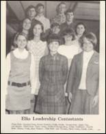 1970 Mountain Home High School Yearbook Page 132 & 133